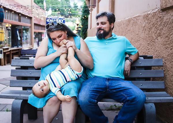 Santistevan Family Snapshot