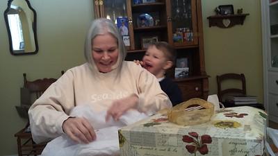Grandma Linda's Birthday