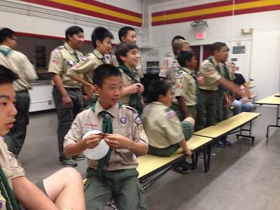 20141020 Troop Meeting