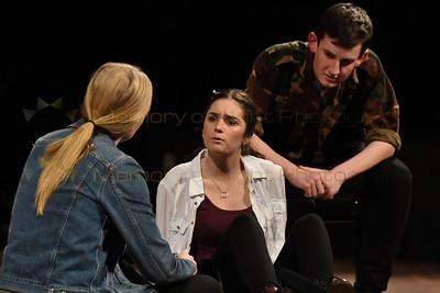 Cashmere High School: Othello - Act III sc iii, Act IV sc iii