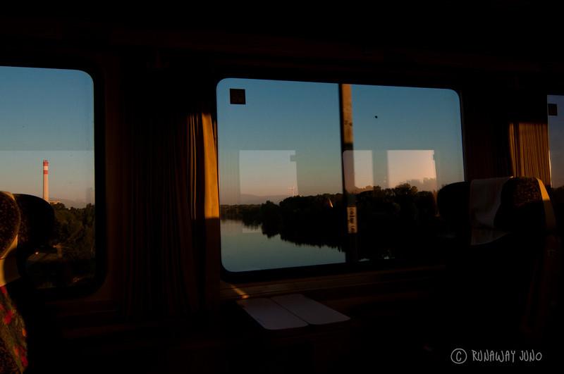 Train to Vienna