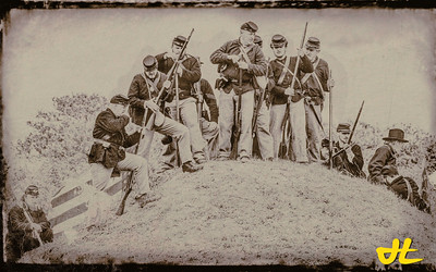 Fort Fisher Re-enactment