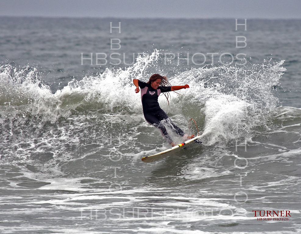 Laying down a cutback