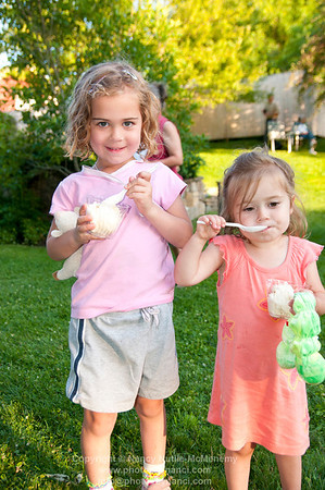 Woodstock Historical Ice Cream Social