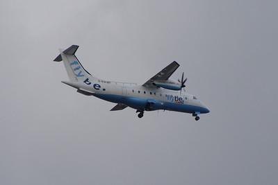 Dornier Do328's of Loganair