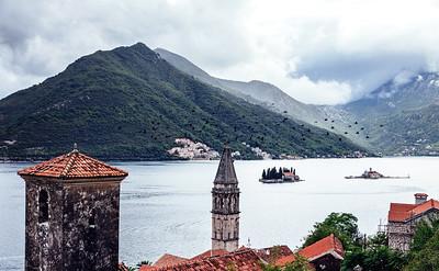 Perast, Bay of Kotor