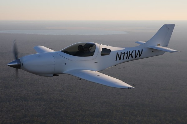 "2008 Lancair ""Legacy"", Norfolk, 14Jan18"
