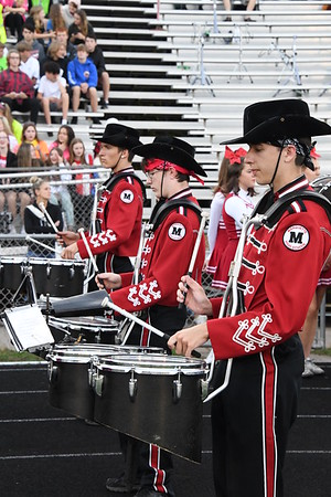 MSHS Marching Band 10/08/2021