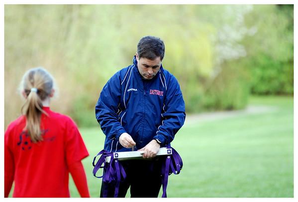 23 April Practice with Coach Brian AKA Coach Brian returns!