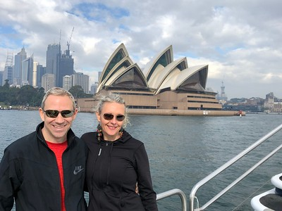 """Land Tour # 3- """"Grand Australia & New Zealand"""" with Tauck- April/May, 2019"""