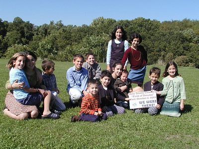 Community Life - Community Field of Dreams - Tour 2 - October 6, 2002