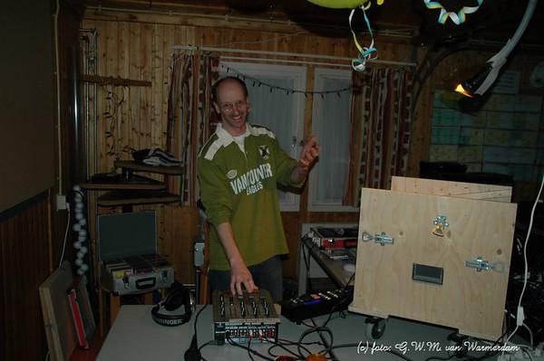 2006 19 maart Feestje