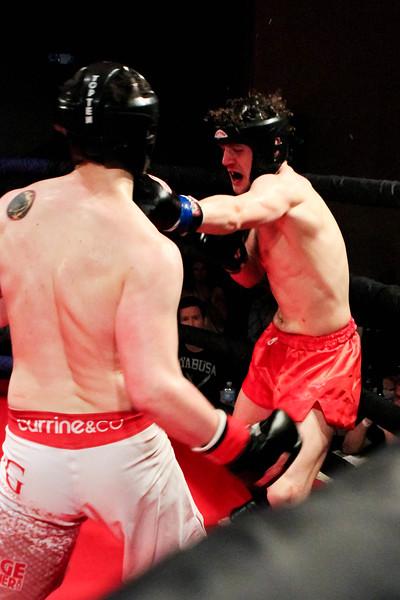 Joe Boone vs. Ryan Sternburg