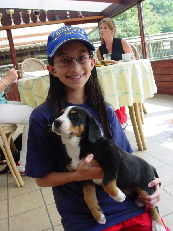Leyna puppy