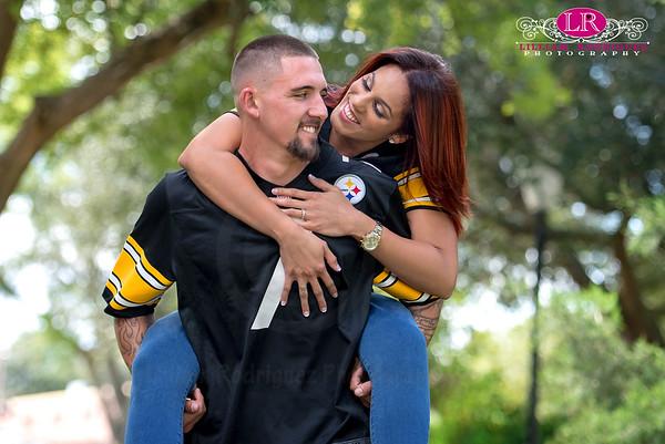 Bryan & Jessica Engagement