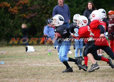 10-22-2006 - 1130am (Junior) Chiefs vs. Panthers