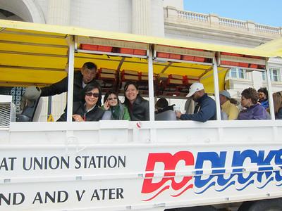 Dylan--DC trip 2014