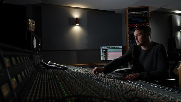 Jamie studio