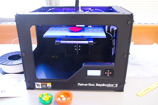 3D Printer Cell Project