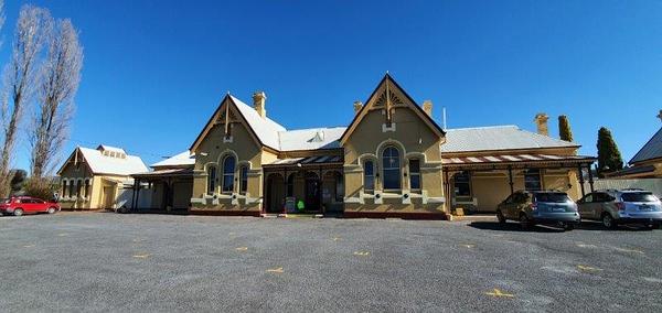 Tenterfield Railway Museum, NSW
