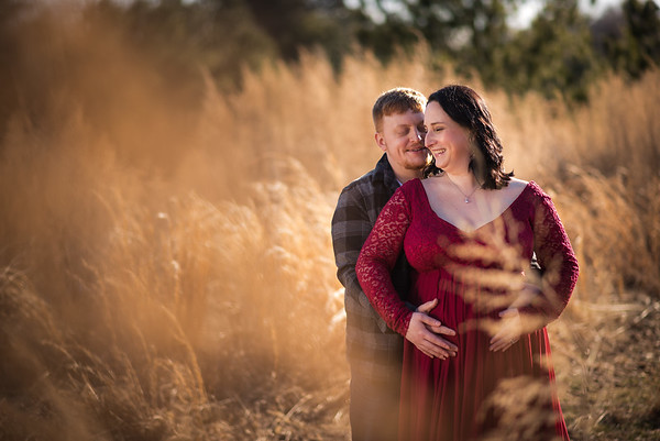 Melissa and David's Maternity Session