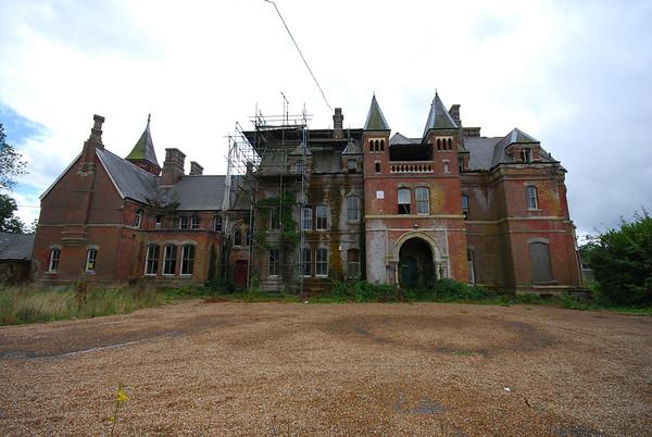 Lillesden School for Girls,Hawkhurst,Kent 2012.