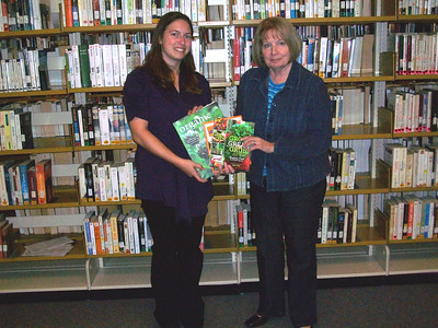 SHS - Library Donations