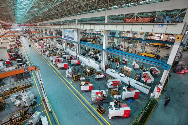 Sany Changsha Factory