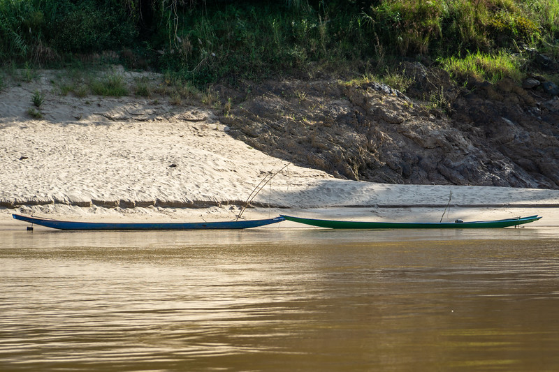 Laos, Mekong River