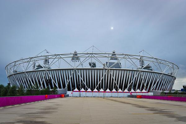 London Olympics July & Aug 2012