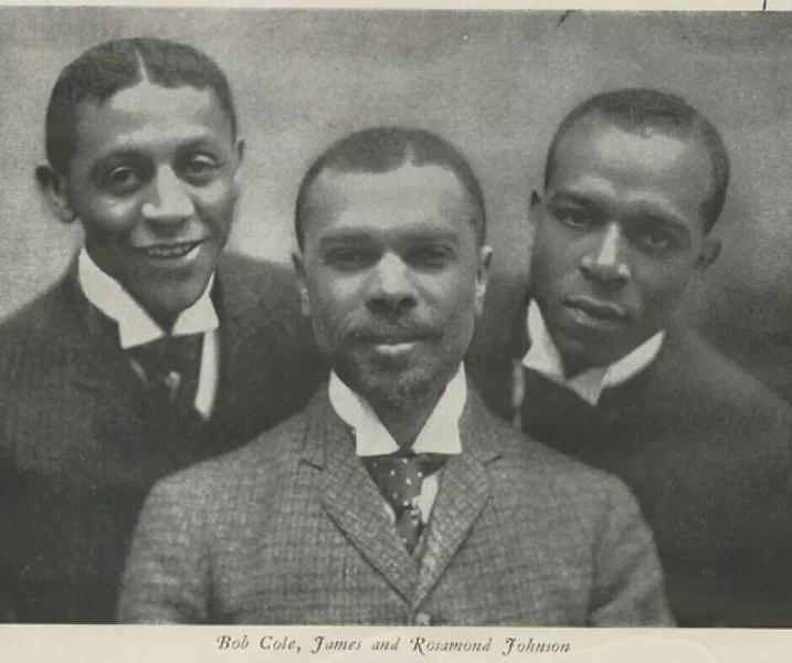 James Weldon Johnson, Bob Cole, John Rosamond Johnson.jpg