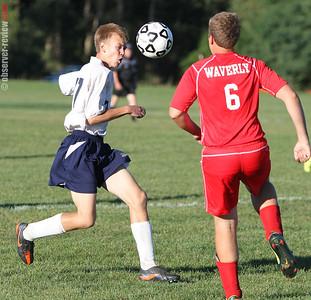 Watkins Boys Soccer 9-17-13