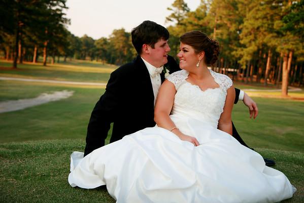 Garner and Barksdale Wedding - Sandersville, GA