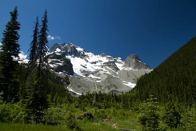 Cerise Creek and Keith's hut (hike)