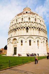 """""""Battistero di Pisa"""" - Taufkirche"""