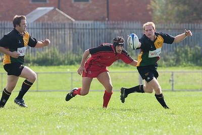 Cheltenham Rugby - 9th September 2006