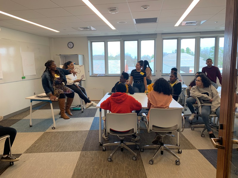 AISNE Student of Color Conference