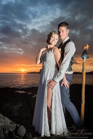 160624 Sarah Elliott & Luke Anning