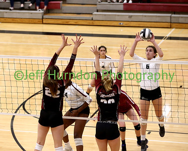 UGHS 10-23-2018 vs Whitewater