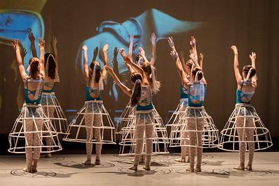 Academie Dansvoorstelling 2017