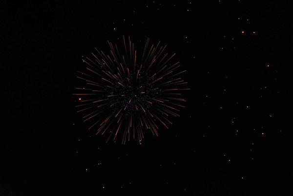 elizabeth park and fireworks 2017