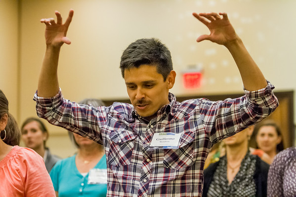 Rest of Tuesday Sessions: Arts Integration Conference
