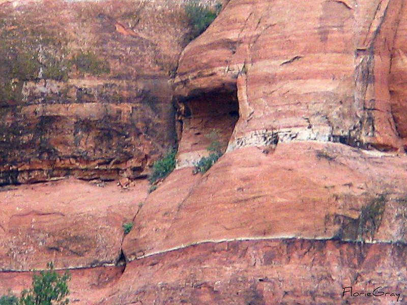 Hidey Hole, Sedona, AZ