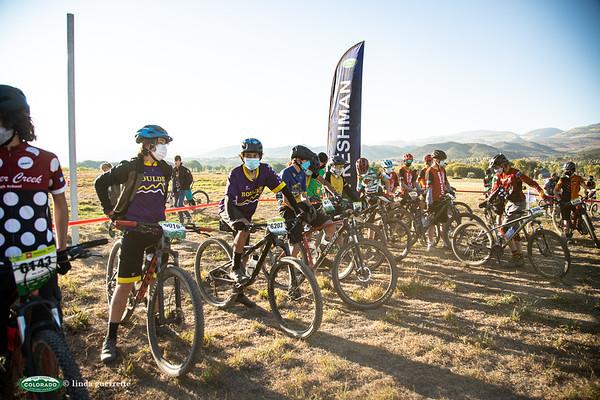 2021 Yampa Region - Eagle Haymaker XC Race - Freshman boys