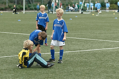 Fotball turnering Sandnes: 7.9.2008
