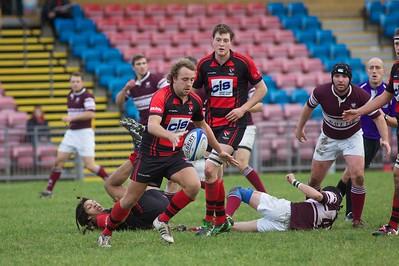 Cheltenham Rugby V Swanage & Wareham 17th Nov 12