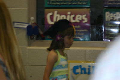 Kailin's Kindergarten graduation