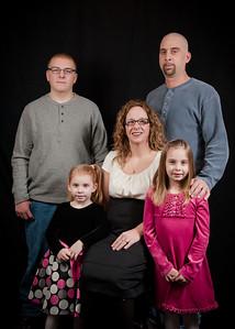 Heather & David Family