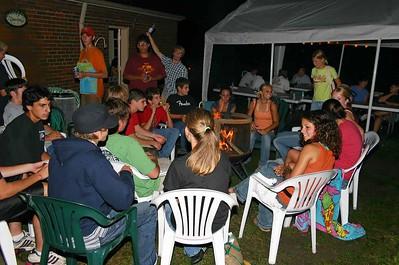 Soccer Party at Shucofsky's 8-28-05