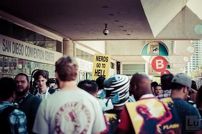 Comic Con 2015 - San Diego